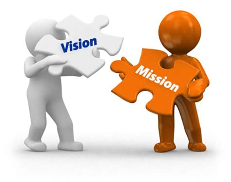 Business plan mission and vision statements